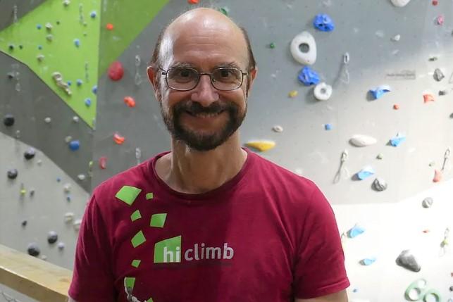 "Andreas Ludwig hat insbesondere den Leistungssport im ""hiclimb"" der Sektion Hildesheim des DAV e.V. enorm gefördert."