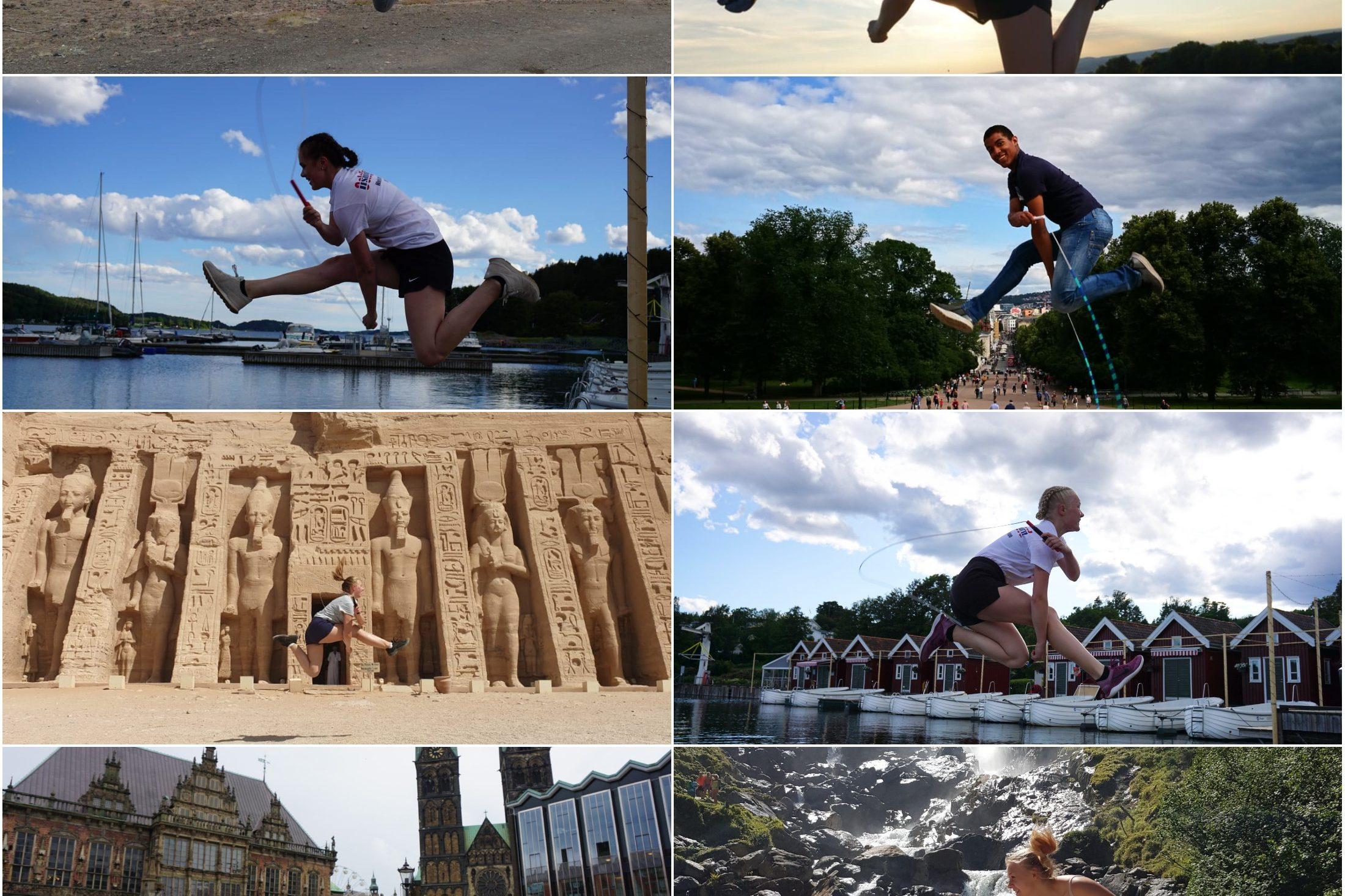 J-Team Jump-Rope-TV-Roringen