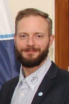 Freiwilligenmanager Jonas Frewert